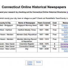 Connecticut%20Online%20Historical%20Newspapers
