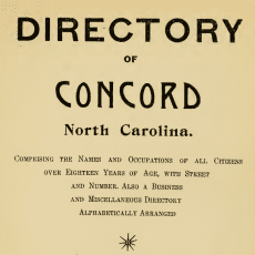Concord%20City%20Directories%20at%20DigitalNC