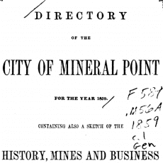 Mineral%20Point%20City%20Directory%20at%20HathiTrust