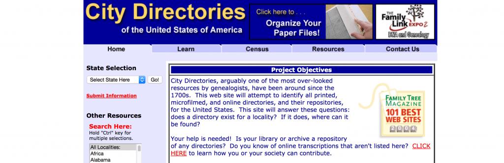 USCityDirectories