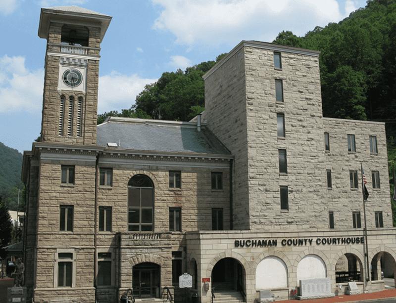 buchanan county virginia marriage licenses