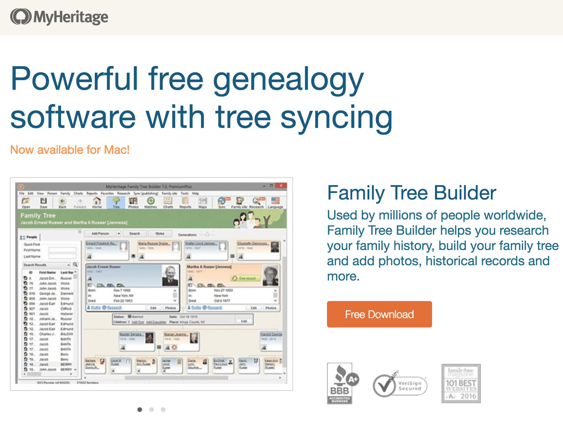 free family tree builder - Ronni kaptanband co