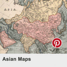 Asian Maps Collection and Sea of Korea maps at USC Digital Library OnGenealogy listing photo