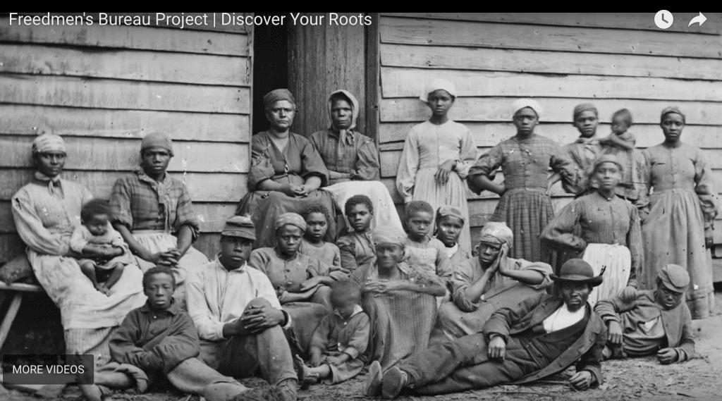 The Freedmen's Bureau African American Genealogy Research online