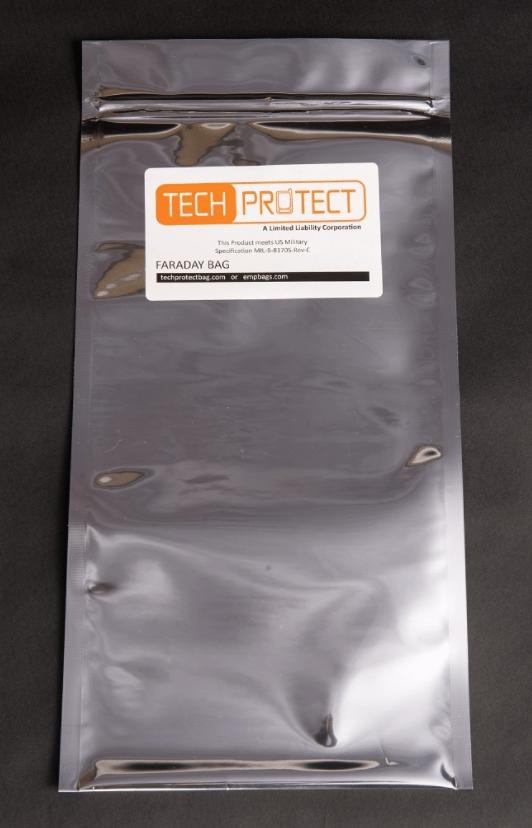 Image of TechProtect Faraday Bag