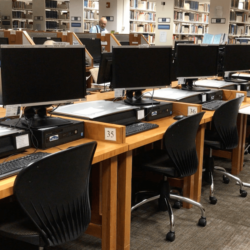 How to Use Your Public Library for Genealogy