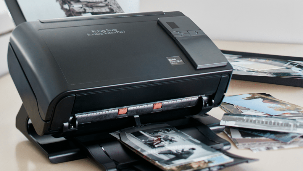 Kodak Picture Saver Scanning System