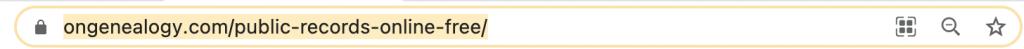 Google Chrome URL window helps